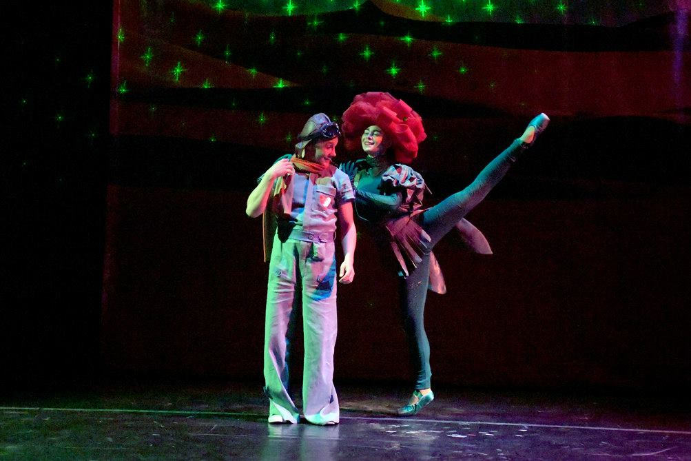 LITTLE PRINCE | Stela Popescu Theatre