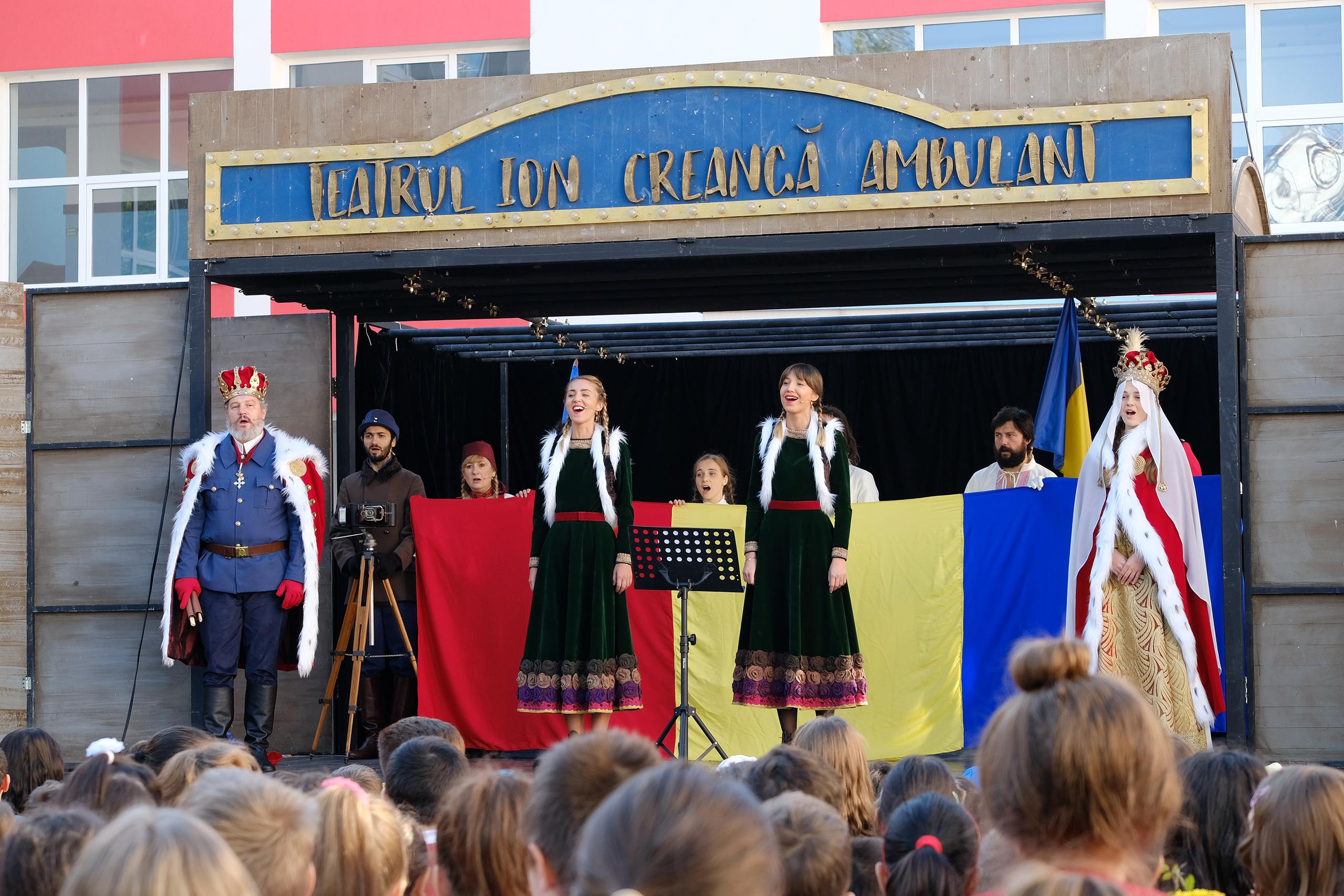 Spectacol Centenar_Romania dodoloata 1